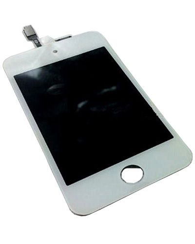 Apple iPod 4th Generation LCD Screen with Touch Screen White color