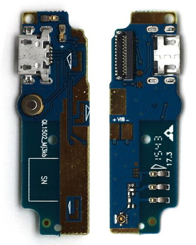 ASUS zenfone ZC550KL USB Mic Charger Charging PCB Board Flex Cable