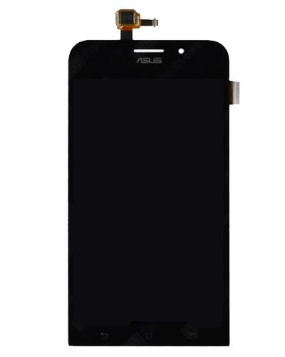 Asus Zenfone Max LCD Display with Touch Screen Black Color