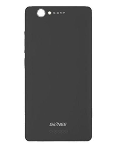Gionee M2 Back Panel Black Color