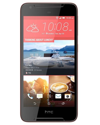 HTC Desire D628h LCD Display with Touch Screen Glass Black