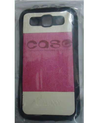 Samsung Galaxy Grand Quattro I8552 Back Cover Pink With Cream