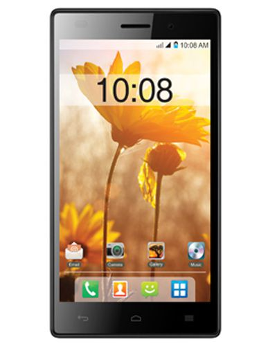 Intex Aqua Power Plus LCD Display with Touch Screen Black