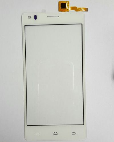 Intex Aqua Speed HD Touch Screen White Color