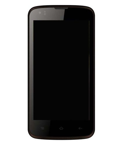 Intex Aqua Speed LCD Display with Touch Screen Black color
