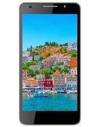 LCD Display with Touch Screen Glass for Intex Aqua Star 2 Black