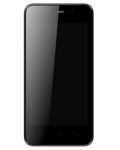 Intex Aqua Style Mini Touch Screen Black color
