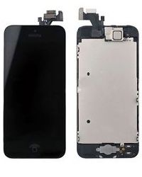 iphone 5 LCD Display With Touch Screen Digitizer Glass Black
