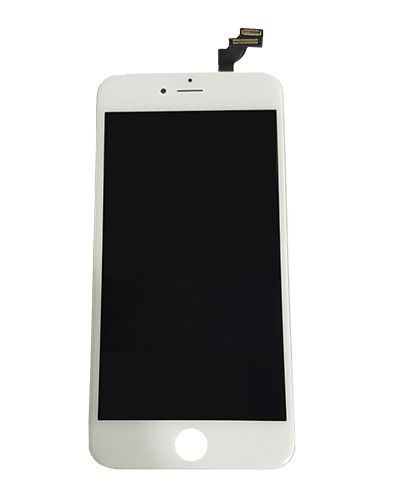 Apple iphone 6Plus LCD Display with Touch Screen White