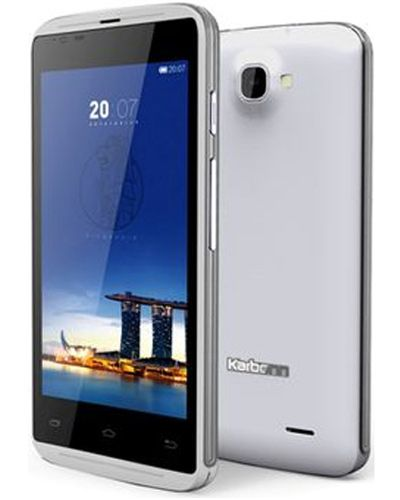 Karbonn S8 Touch Screen White