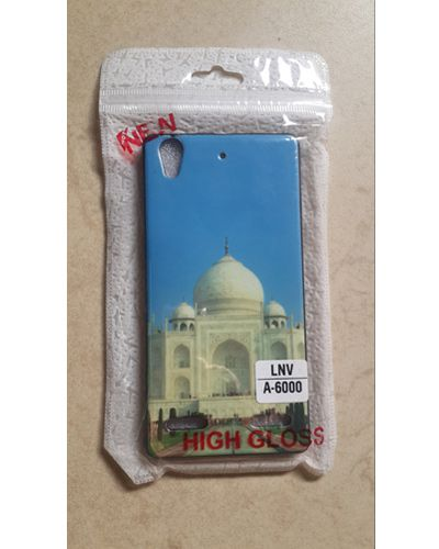 Lenovo A6000 Beautiful Tajmahal Printed Back over