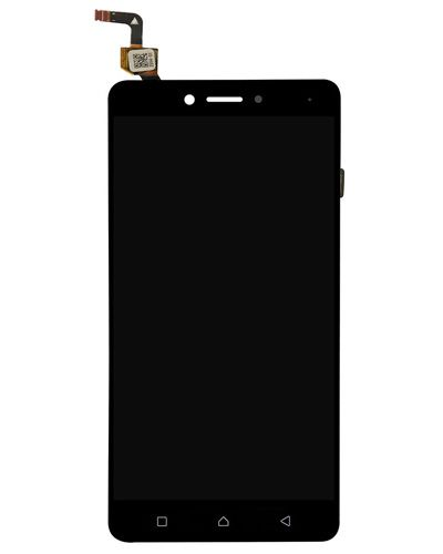 Lenovo K6 Note LCD Display with Touch Screen Black color