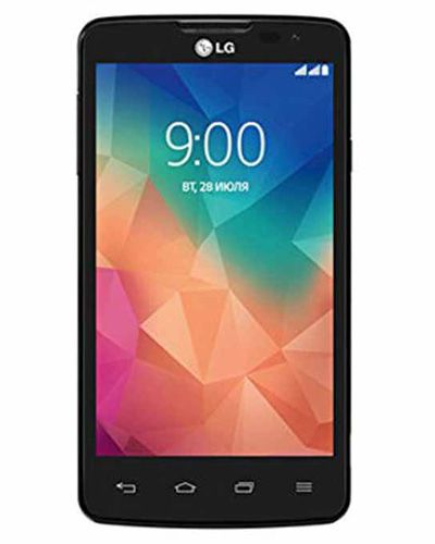 LG L 60i X137 Touch screen Black color
