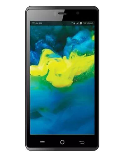 LYF Water 10 Lcd Display with Touch Screen Black Color