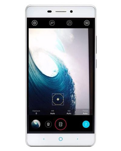 LYF Water 10 Lcd Display with Touch Screen White Color