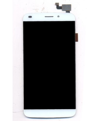 Lyf Water 9 Lcd Display With Touch Screen White Color
