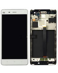 Xiaomi Mi4 LCD Display With Touch Screen Digitizer Glass White