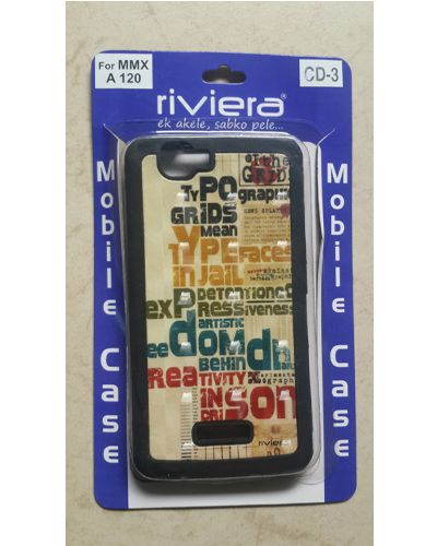 Micromax A120 Canvas 2 Confusable Words Print Back Cover Case