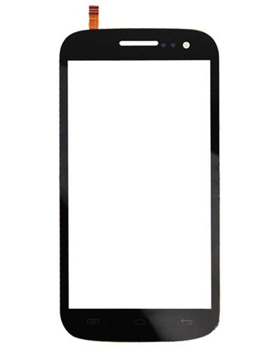 Micromax A116 Canvas HD Touch Screen Black color