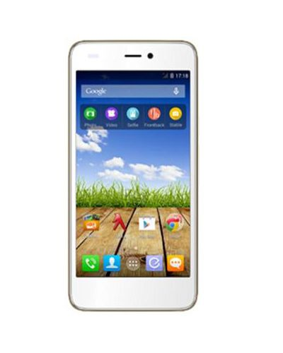 Micromax A290 LCD Display with Touch Screen White color