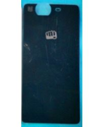 Micromax Canvas Knight A350 Back Panel Black