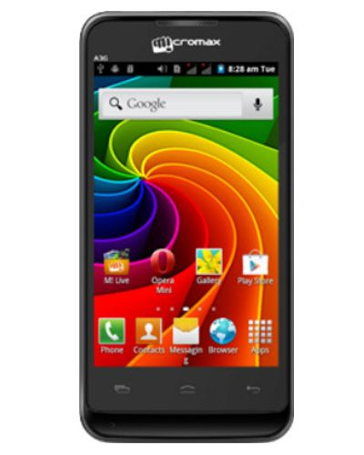 Micromax A36 Bolt Touch Screen Black