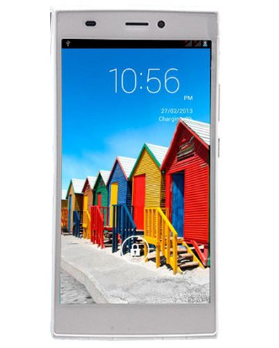 Micromax Canvas Nitro 2 E311 LCD Display with Touch Screen White