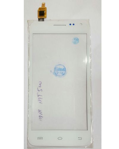 Micromax MT500 Touch Screen White color