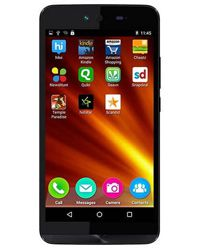 Micromax Q338 Touch Screen Black