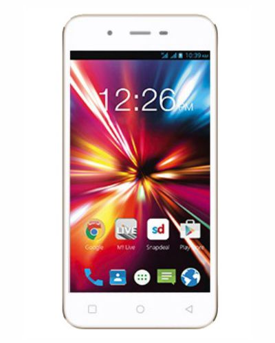 Micromax Canvas Spark Q380 Touch Screen - White