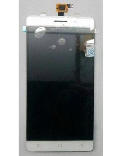 Micromax Canvas Juice 3 Q394 LCD Display with Touch Screen Glass - White