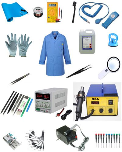 Mobile Phone Repairing Tool Kit