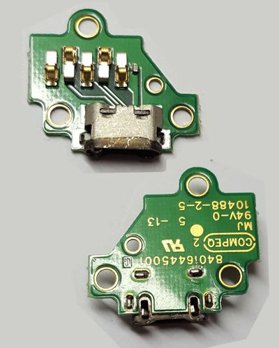 Moto G3 Charging Connector Mother Board