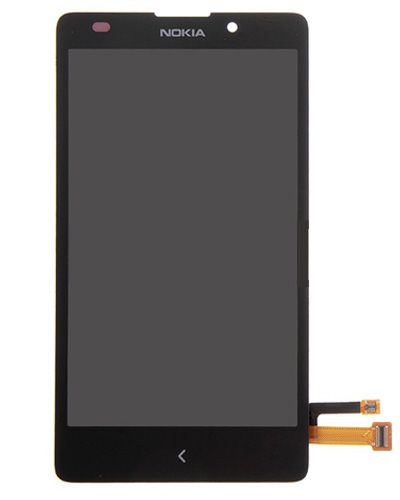 Nokia XL RM 1030 RM 1042 LCD Display with Touch Screen Black