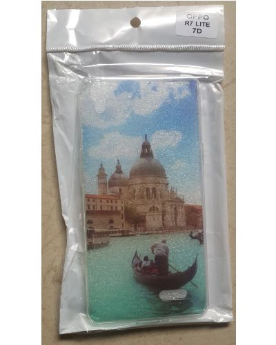 Oppo R7 Lite Beautiful Glimpse Into Venice  Back Cover