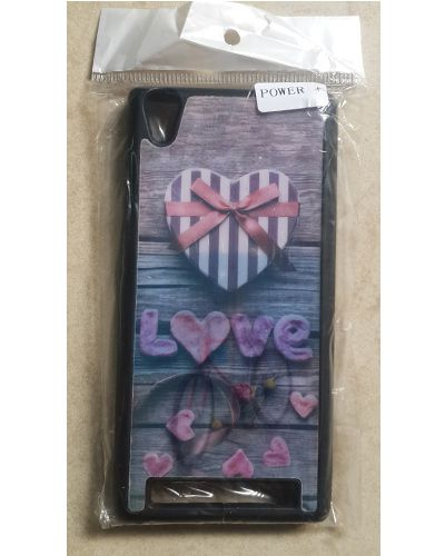 Intex Aqua Power Plus 3D Love Cover Case
