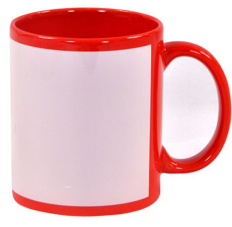 Red Coffee Mugs