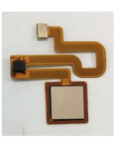 Xiaomi Redmi Note 3 Fingerprint Sensor Flex Cable Gold