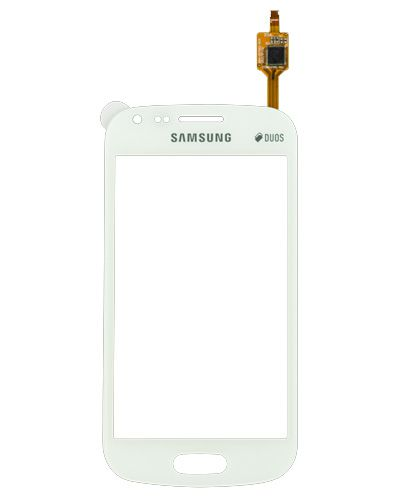 Samsung s7562 Touch Screen Color White