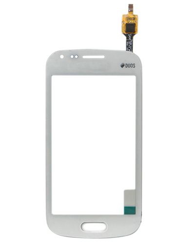 Samsung Galaxy Duos S7580 White color