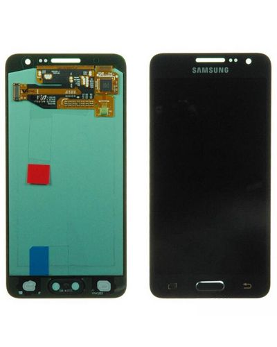 Samsung Galaxy A3 A300 LCD Display with Touch Screen Black