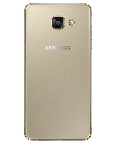 Samsung Galaxy A5 2016 Back Panel Battery Cover Gold Color