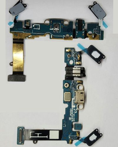 Samsung A5 2016, A510 Sensor Key, Charging Connector, Mic Mother Board