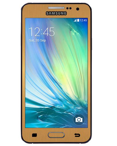 Samsung A5 LCD Display with Touch Screen Glass Golden