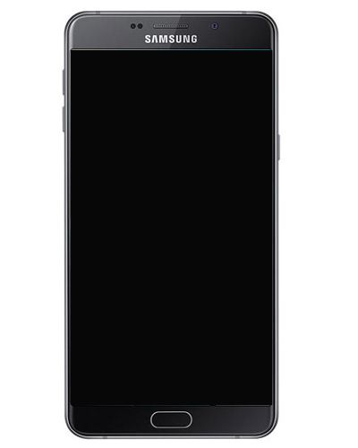 Samsung Galaxy A9 Pro Lcd Display with Touch Screen Black Color
