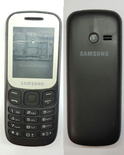 Samsung Metro 313 SM-B313E Full Body Housing Black