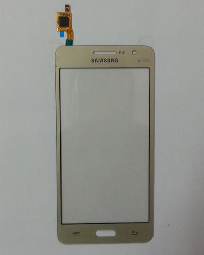 Touch Screen Glass for Samsung Galaxy SM G531 Gold Color