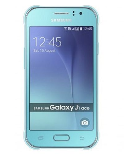 Samsung J1 Ace LCD Display with Touch Screen Blue color