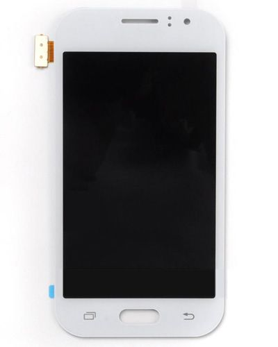 Samsung Galaxy J1 Ace J110 Lcd Display with Touch Screen White Color