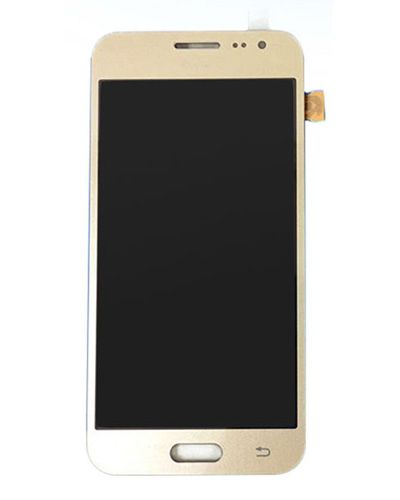 Samsung J200Y Lcd Display with Touch Screen Gold color
